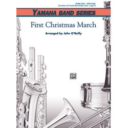 First Christmas March - Score & Parts, Grade 2