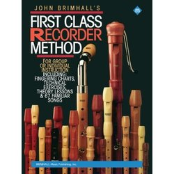First Class Recorder Solos & Ensembles