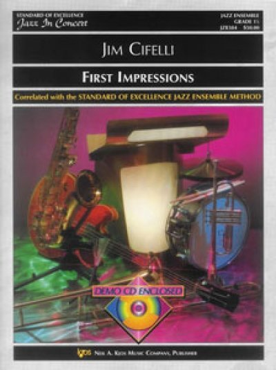 View larger image of First Impressions - Score & Parts, Grade 2