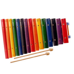 First Note 2 Octave Wooden Xylophone