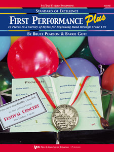 View larger image of First Performance Plus - Alto Sax 1 & 2