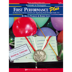 First Performance Plus - Drums & Mallet Percussion
