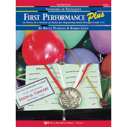 First Performance Plus - Flute 1 & 2