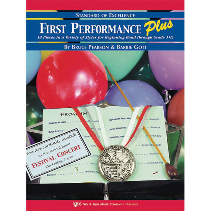 View larger image of First Performance Plus - Oboe