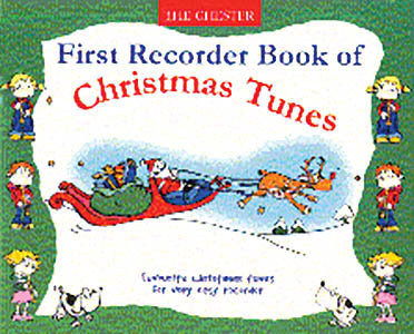 View larger image of First Recorder Book of Christmas Tunes
