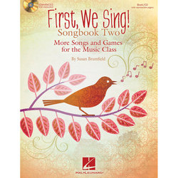First We Sing! Songbook Two with CD