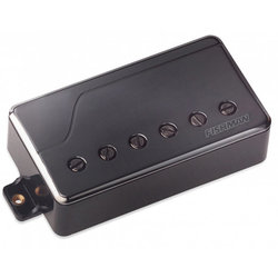 Fishman Fluence Classic Humbucker Pickup - Bridge, 6-String, Black Nickel