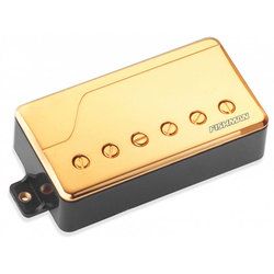 Fishman Fluence Classic Humbucker Pickup - Bridge, 6-String, Gold