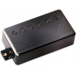Fishman Fluence Classic Humbucker Pickup - Neck, 6-String, Black Nickel