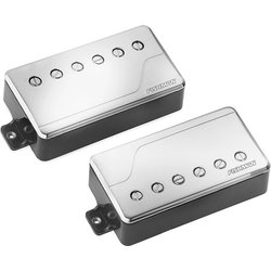 Fishman Fluence Classic Humbucker Pickup Set - 1 Neck, 1 Bridge, 6-String, Nickel