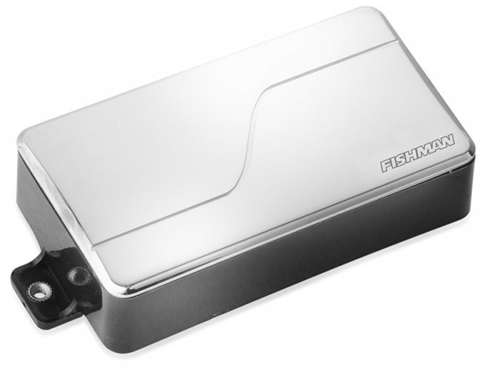 View larger image of Fishman Fluence Modern Alnico Humbucker Pickup - 6-String, Nickel