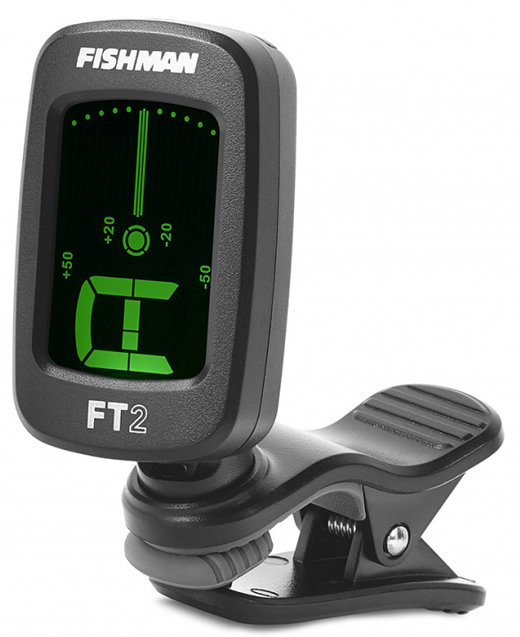View larger image of Fishman FT-2 Digital Chromatic Tuner