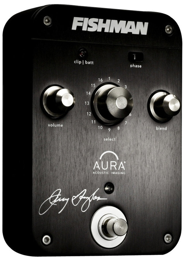 View larger image of Fishman Jerry Douglas Signature Series Aura Imaging Effect Pedal