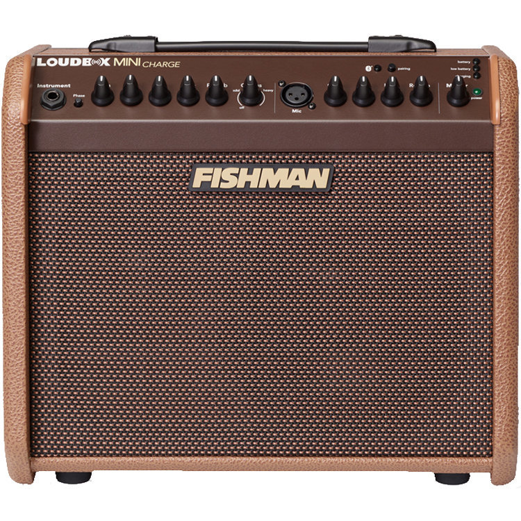 View larger image of Fishman Loudbox Mini Charge Combo Amp