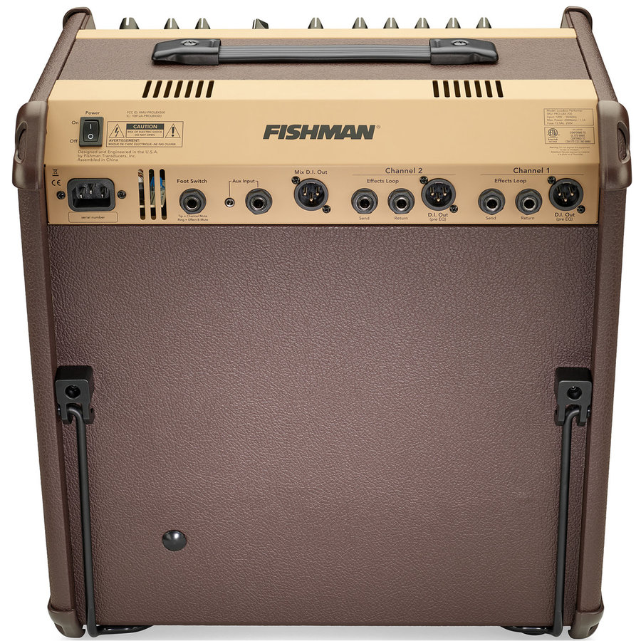 View larger image of Fishman Loudbox Performer Bluetooth Amp