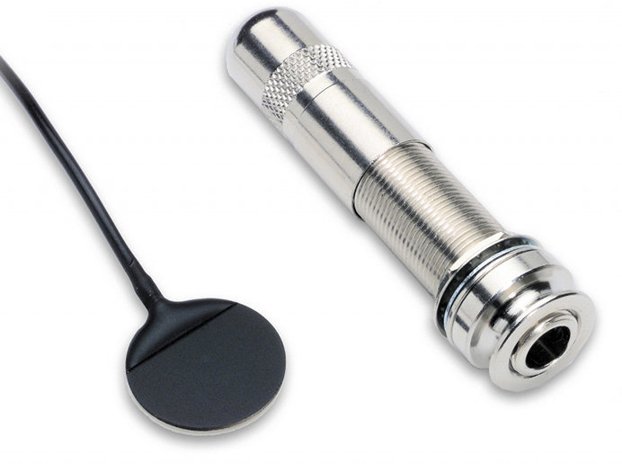 View larger image of Fishman SBT-E Soundboard Transducer with Endpin Jack