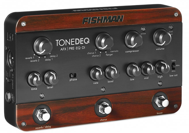 View larger image of Fishman ToneDEQ Preamp EQ