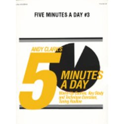 Five Minutes a Day #3 - Score & Parts, Grade 1