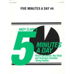 Five Minutes a Day #4 - Score & Parts, Grade 2