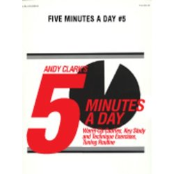 Five Minutes a Day #5 - Score & Parts, Grade 2