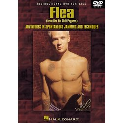 Flea Instructional DVD for Bass