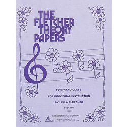 Fletcher Theory Papers 2