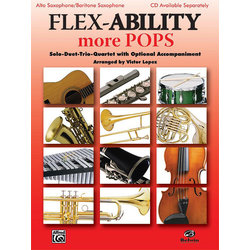 Flex Ability More Pops - Alto Sax