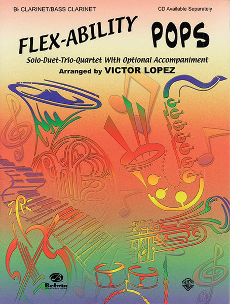 View larger image of Flex Ability Pops - Clarinet