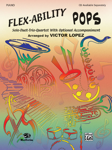 View larger image of Flex Ability Pops - Oboe/Guitar/Piano/Electric Bass