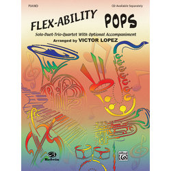 Flex Ability Pops - Oboe/Guitar/Piano/Electric Bass