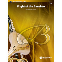 Flight of the Banshee - Score & Parts, Grade 0.5
