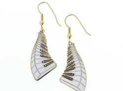 View larger image of Floating Keyboard Earrings