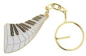 View larger image of Floating Keyboard Keychain
