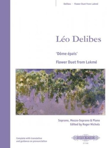 View larger image of Flower Duet from Lakme (Delibes)