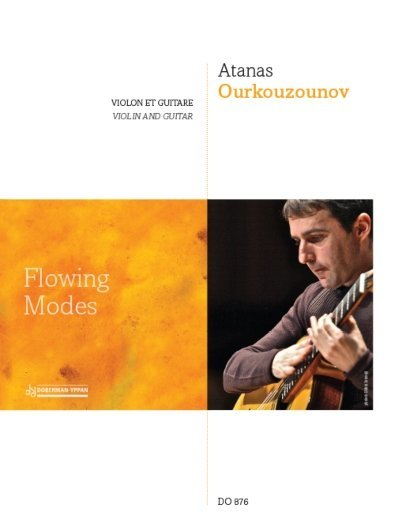 View larger image of Flowing Modes (Ourkouzounov) - Guitar & Violin Duet