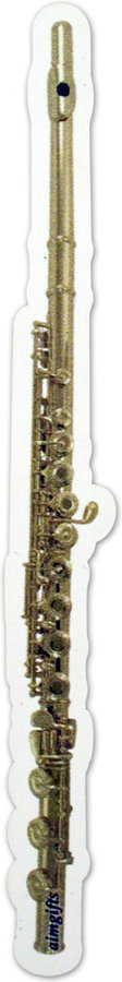 View larger image of Flute Die Cut Magnet - 6
