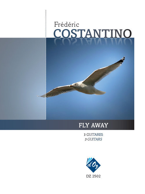 View larger image of Fly Away (Costantino) - Guitar Trio