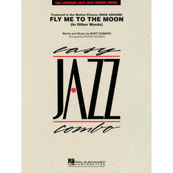 Fly Me to the Moon - Score & Parts, Grade 2 (Easy Jazz Combo)