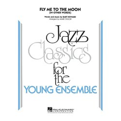 Fly Me to the Moon - Score & Parts, Grade 3