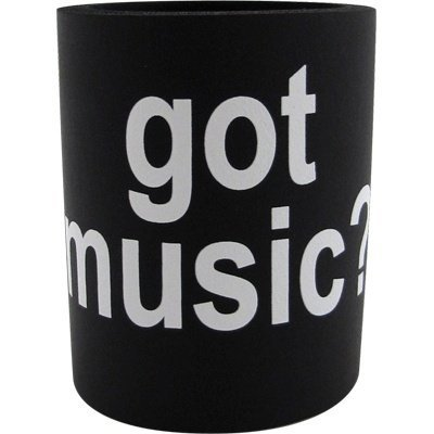 View larger image of Foam Can Coolie - Got Music?