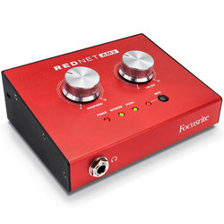 Focusrite RedNet AM-2 Dante Stereo Headphone Amp