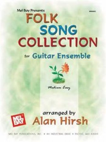 View larger image of Folk Song Collection for Guitar Ensemble