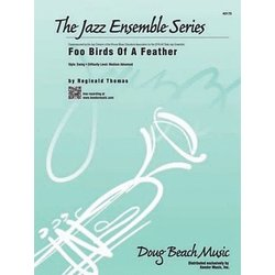 Foo Birds of a Feather - Score & Parts, Medium Advanced
