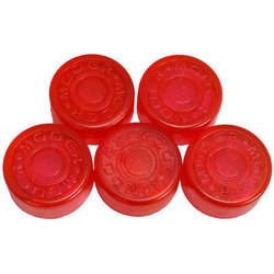 Mooer FT-RE Footswitch Toppers - Red, 5 Pack