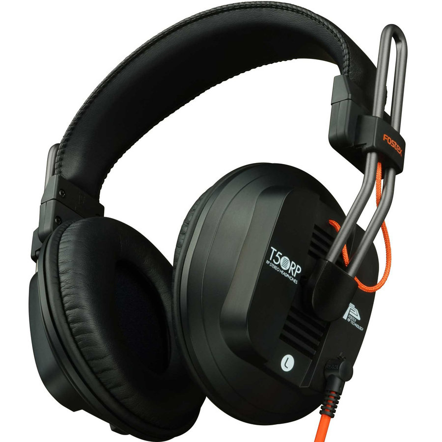 View larger image of Fostex T50RPmk3 Flat and Clear Headphones