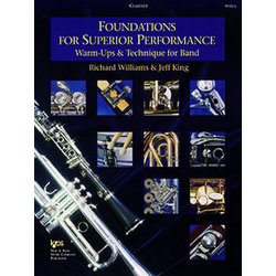 Foundations for Superior Performance - Clarinet