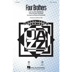 Four Brothers - ShowTrax CD
