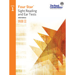 Four Star Sight Reading and Ear Tests 2015 Edition - Level 1