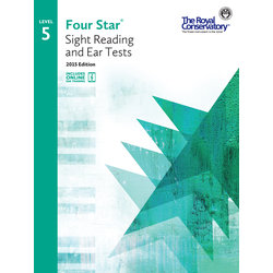 Four Star Sight Reading and Ear Tests 2015 Edition - Level 5
