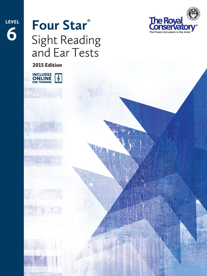 View larger image of Four Star Sight Reading and Ear Tests 2015 Edition - Level 6